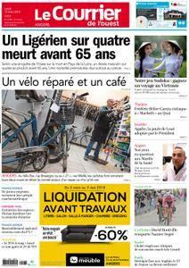 Le Courrier de l'Ouest Angers - 12 mars 2018