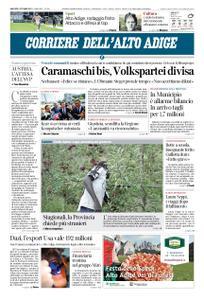 Corriere dell'Alto Adige – 01 ottobre 2019