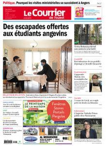 Le Courrier de l'Ouest Angers – 26 février 2021