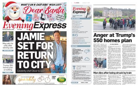 Evening Express – December 13, 2018
