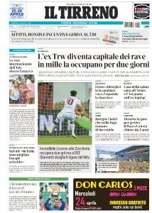 Il Tirreno Livorno - 23 Aprile 2019