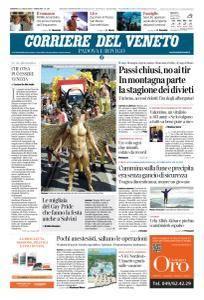 Corriere del Veneto Padova e Rovigo - 1 Luglio 2018