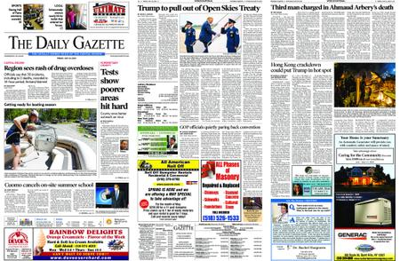 The Daily Gazette – May 22, 2020