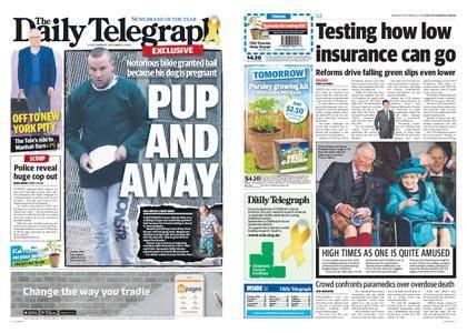 The Daily Telegraph (Sydney) – September 03, 2018