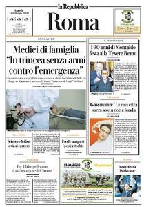 la Repubblica Roma - 24 Febbraio 2020