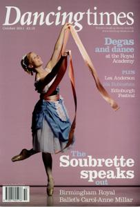 Dancing Times - October 2011