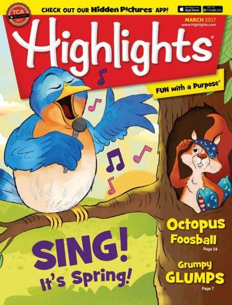 Highlights for Children - March 2017