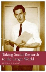 Taking Social Research to the Larger World