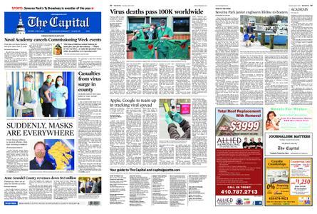 The Capital – April 11, 2020