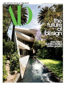 Architectural Digest USA - October 2019
