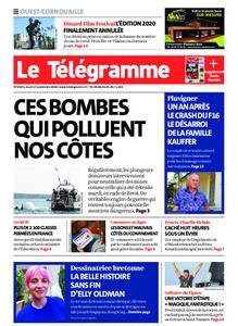Le Télégramme Ouest Cornouaille – 17 septembre 2020