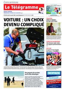 Le Télégramme Concarneau – 11 novembre 2019