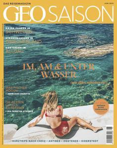 Geo Saison - Juni 2019