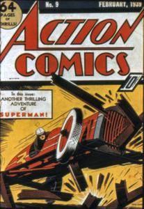 Action Comics 009