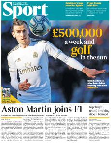 The Times Sports - 1 February 2020