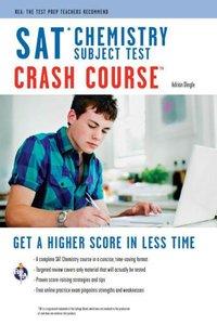 SAT Subject Test™: Chemistry Crash Course Book