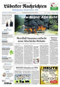 Lübecker Nachrichten Ostholstein Süd - 09. Juni 2018