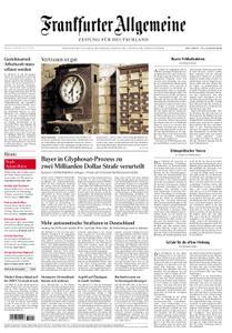 Frankfurter Allgemeine Zeitung F.A.Z. - 15. Mai 2019