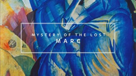 Mystery of the Lost Marc (2019)