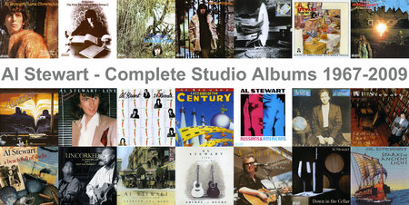 "Al Stewart - Complete Studio Albums 1967-2009 (21 CD) + DVD ""Live at Musikladen"" [Re-Up]"