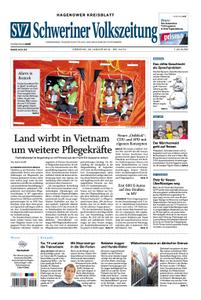 Schweriner Volkszeitung Hagenower Kreisblatt - 29. Januar 2019