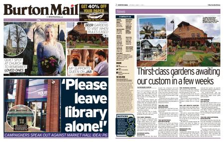Burton Mail – March 01, 2021