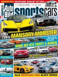 Auto Bild Sportscars - Juni 2016