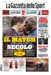 La Gazzetta dello Sport – 28 gennaio 2021