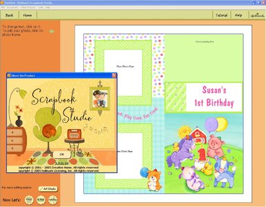 Hallmark Scrapbook Studio 3.0.0.18