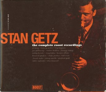 Stan Getz - The Complete Roost Recordings (1950-1954) {3CD Set Blue Note, Ron McMaster Remaster rel 1997}