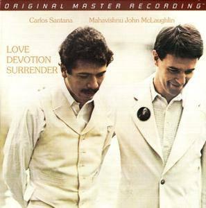 Carlos Santana & Mahavishnu John McLaughlin - Love Devotion Surrender (1973) [MFSL, 2011] (Repost)