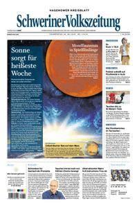 Schweriner Volkszeitung Hagenower Kreisblatt - 26. Juli 2018