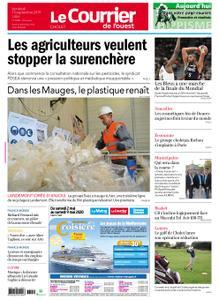 Le Courrier de l'Ouest Cholet – 13 septembre 2019
