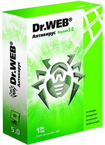 Dr.Web AntiVirus 5.0.7.9210