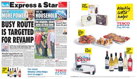Express and Star Sandwell Edition – July 04, 2019