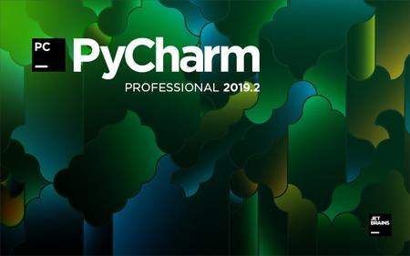 JetBrains PyCharm Professional 2019.2.2