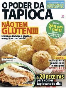 O Poder dos Alimentos - Brasil - Issue Tapioca - Março 2018