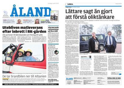 Ålandstidningen – 06 april 2019