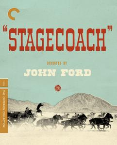 Stagecoach (1939) + Extras [The Criterion Collection]