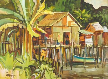 The Art of James Milford Zornes