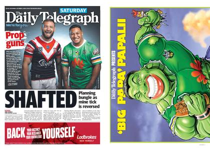 The Daily Telegraph (Sydney) – October 05, 2019