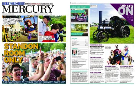 Hertfordshire Mercury – August 01, 2019