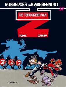"""Strip - """"Robbedoes En Kwabbernoot - 37 - De Terugkeer Van Z cbr"""