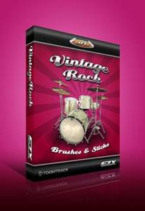 Vintage Rock HYBRID Brushes and Sticks DVD ISO
