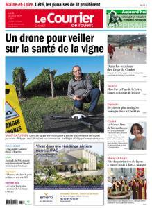 Le Courrier de l'Ouest Cholet – 26 août 2019