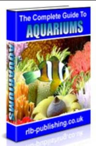 The Complete Guide to Aquariums set