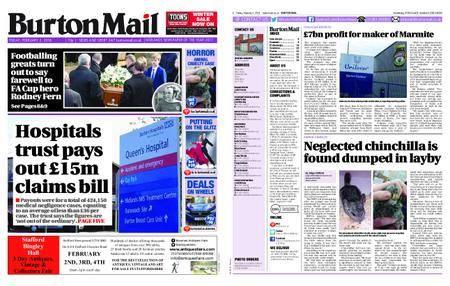 Burton Mail – February 02, 2018