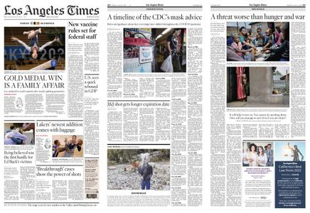 Los Angeles Times – July 30, 2021