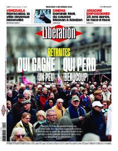 Libération - 04 décembre 2019