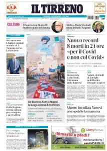 Il Tirreno Livorno - 27 Novembre 2020